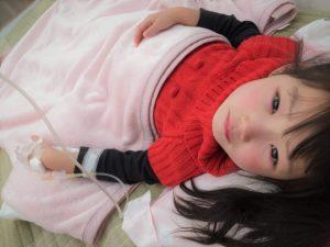 腸閉塞に子供がなる原因は便秘?症状や手術時間と入院期間